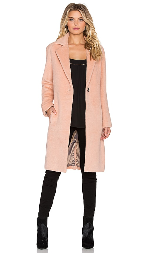 Long Sleeve Slim Coat
