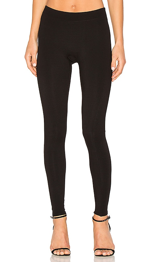 Slim Fit Ribbed Leggings