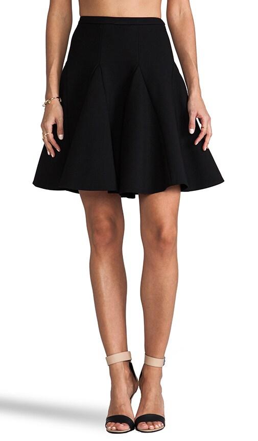 Circle Ponte Skirt