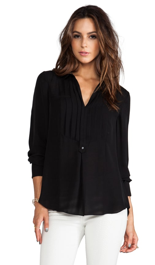 Silk Tuxedo Shirt