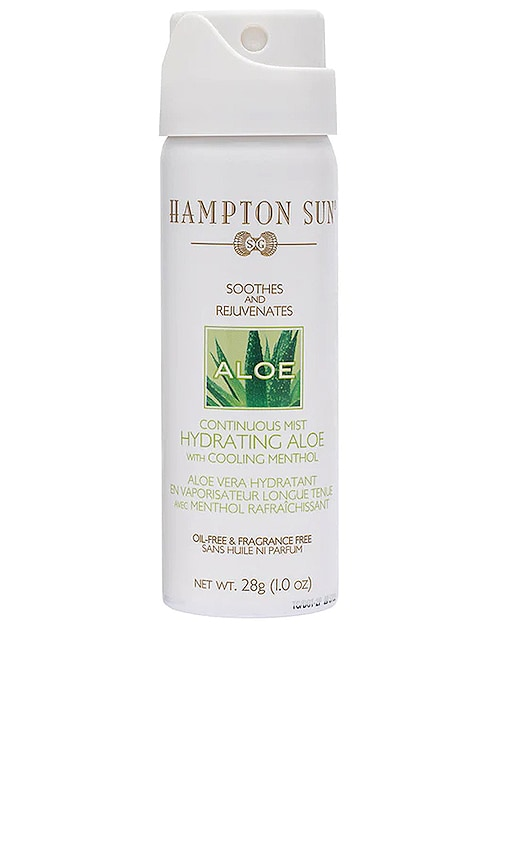 Travel Hydrating Aloe Continuous Mist