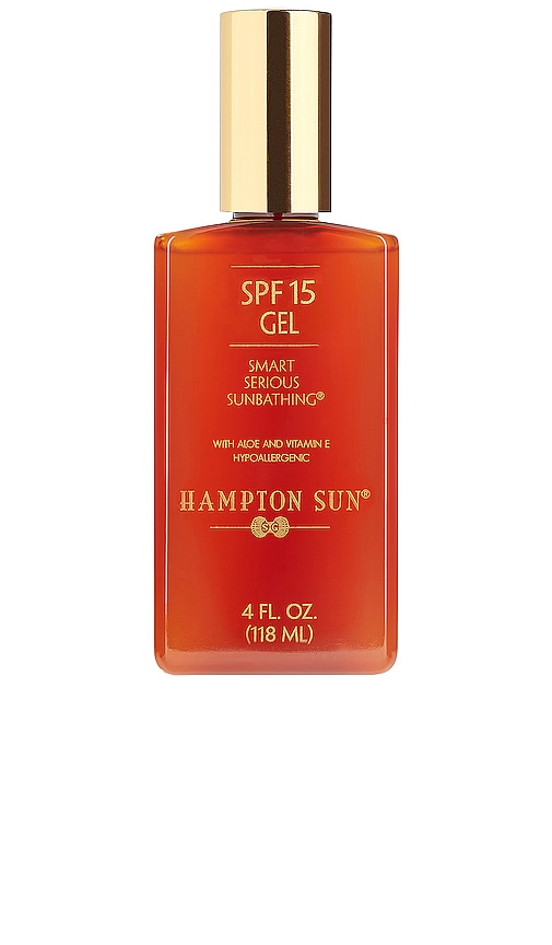 SPF 15 Gel