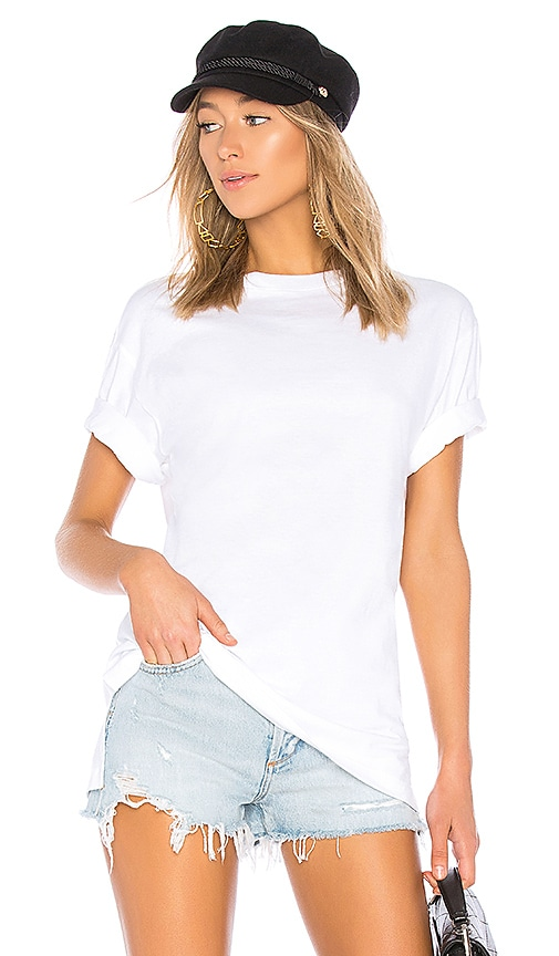 Hanes x Karla The Original Tee in White