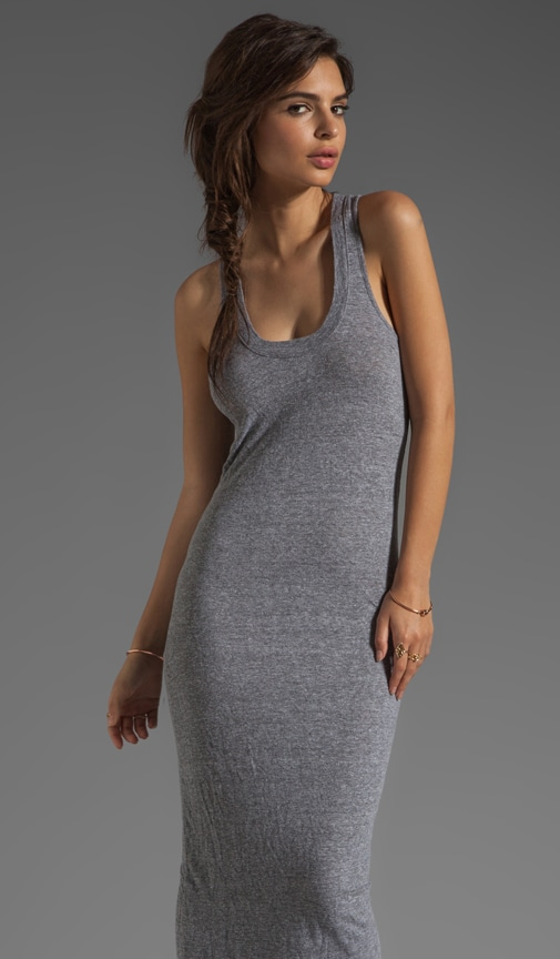 Granite Basics Tank Maxi Dress