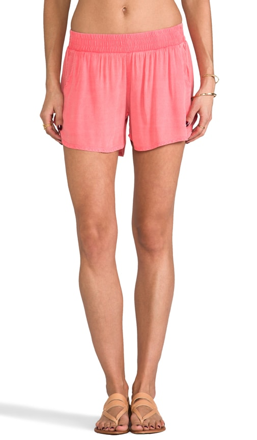 Crepe Dolphin Short