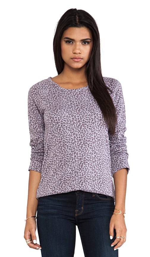 Rock Leopard Sweatshirt