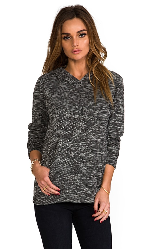 Luxe French Terry Kangaroo Pullover