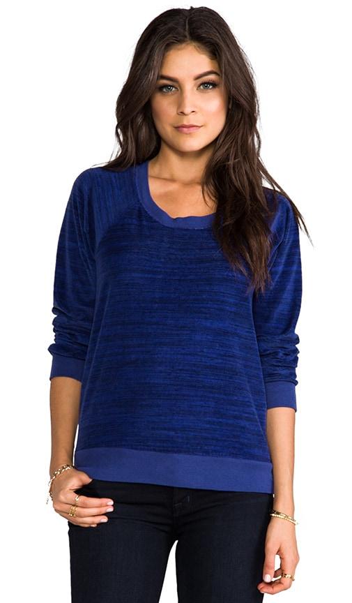 Cosmic Velour Sweatshirt