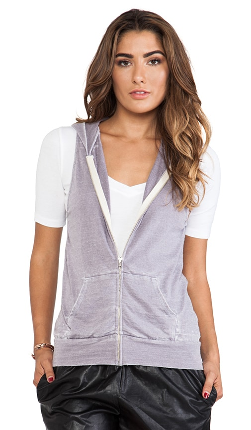 Vintage Basics Sleeveless Hoody