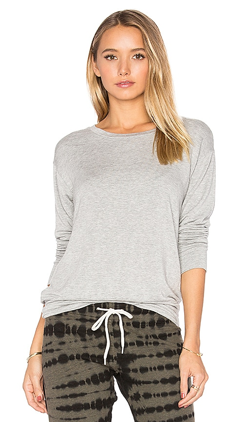 MONROW Lounge Sweatshirt in Grey