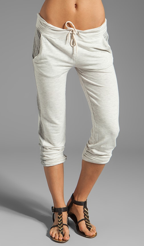 Contrast Super Soft Track Sweats