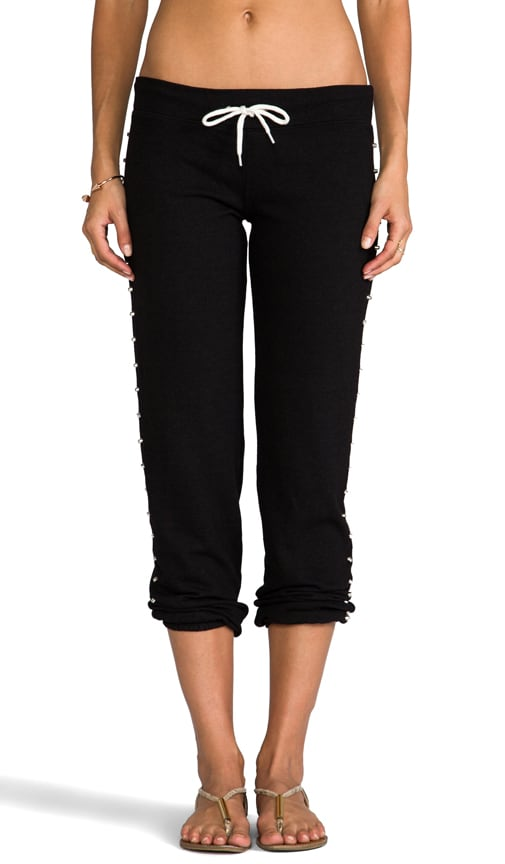 Border Studded Sweats