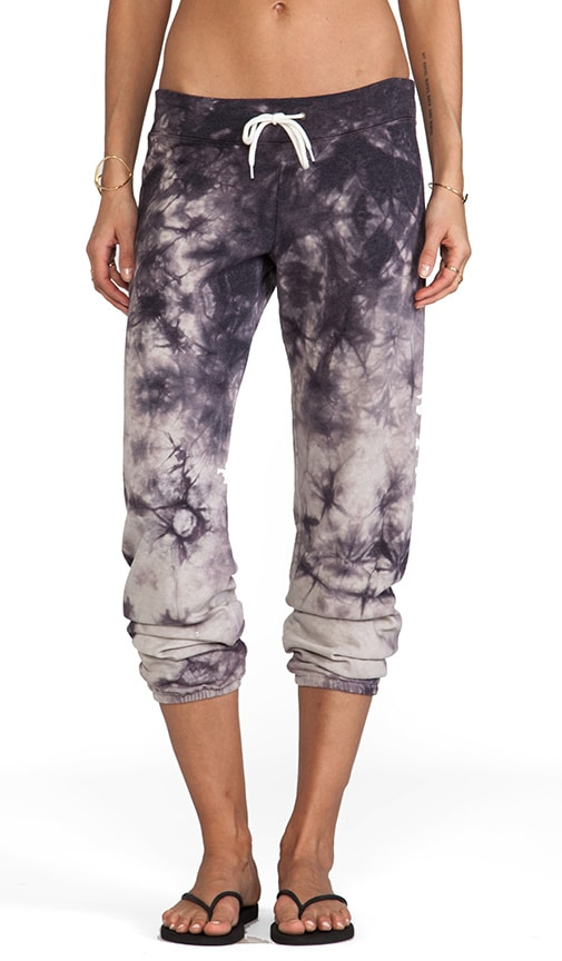 Sun Faded Tie Dye Sweats