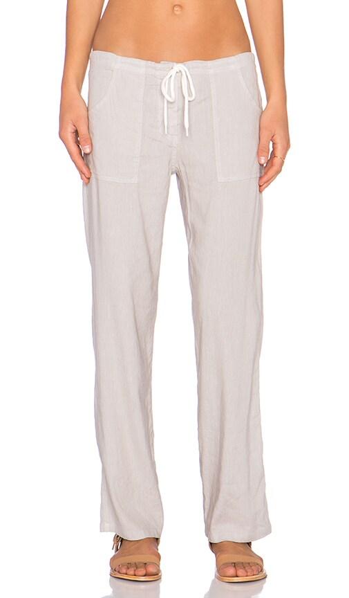 MONROW Linen Pant in Linen