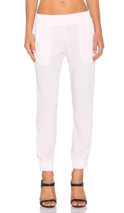 MONROW Skinny Sweatpant in Pink