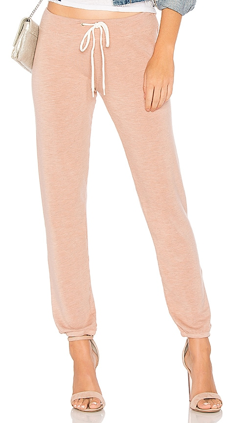MONROW Super Soft Sweatpants in Pink