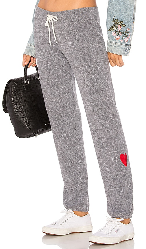 MONROW Love Vintage Sweatpants in Gray