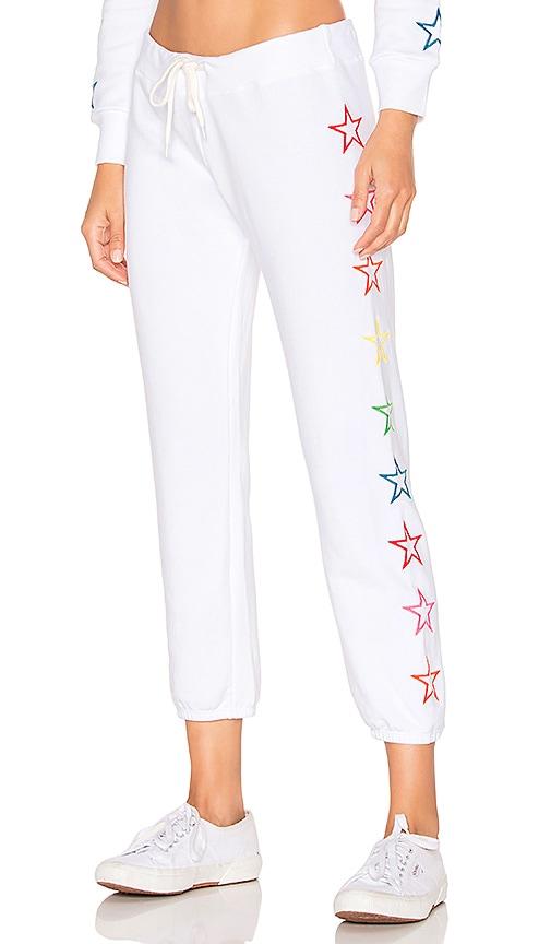 x REVOLVE Vintage Rainbow Stars Sweatpants