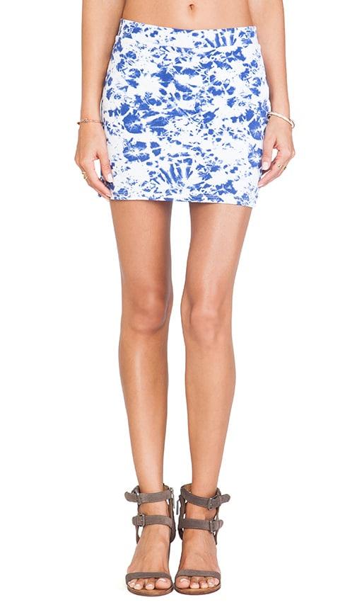 Crystal Tie Dye Skirt