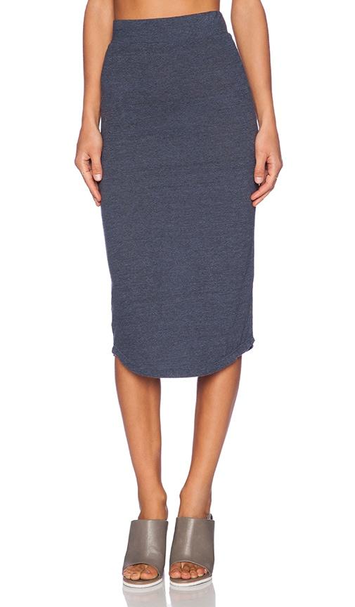 Granite Jersey Pencil Skirt