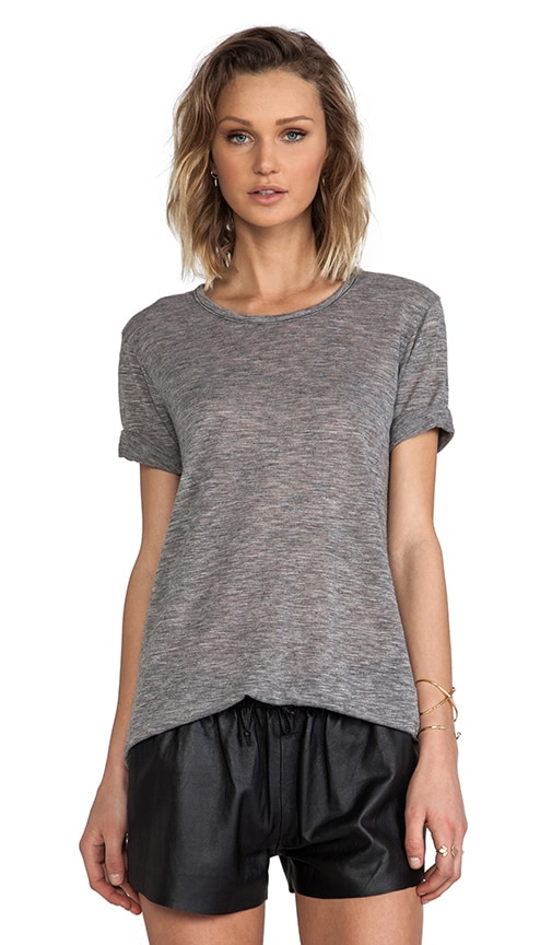 Poly Rayon Fashion Tee