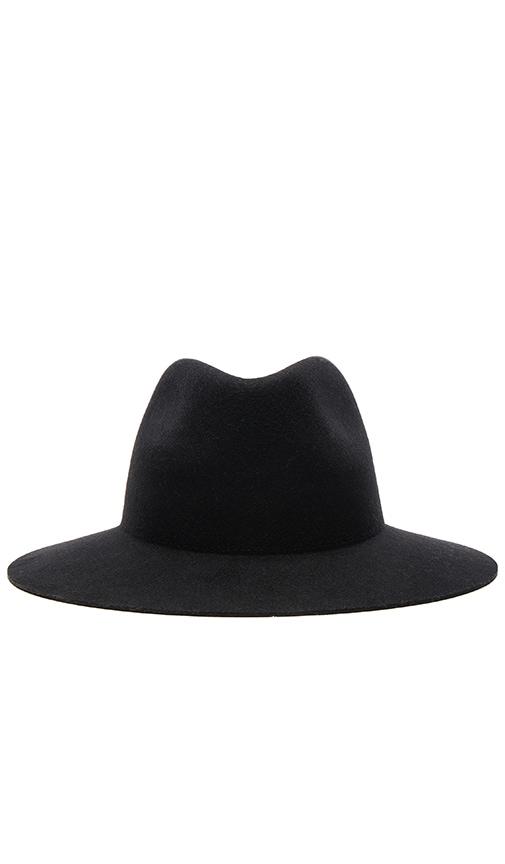 Harmony Armen Hat in Black