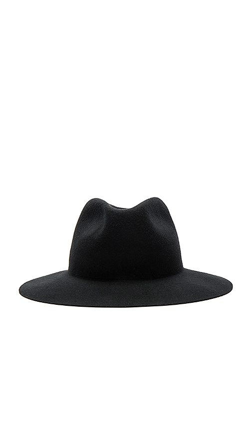 Harmony Armen Fedora in Black