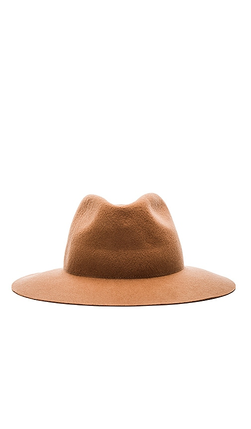 Harmony Armen Fedora in Tan