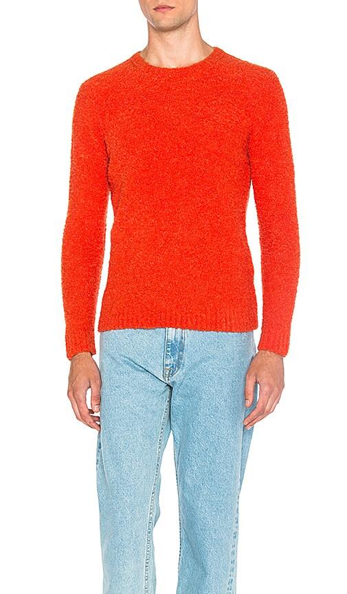 Harmony Willie Sweater in Orange