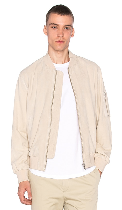 Harmony Mathys Jacket in Beige