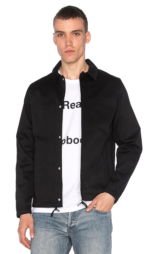 Harmony Max Jacket in Black