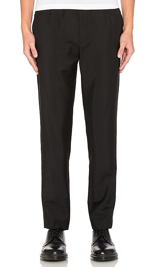Harmony Paolo Trouser in Black
