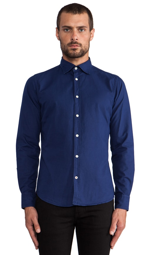 Thomas Mason Button Down