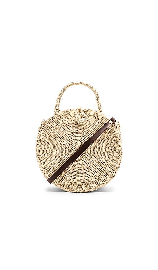 Mini Cooper Round Bag