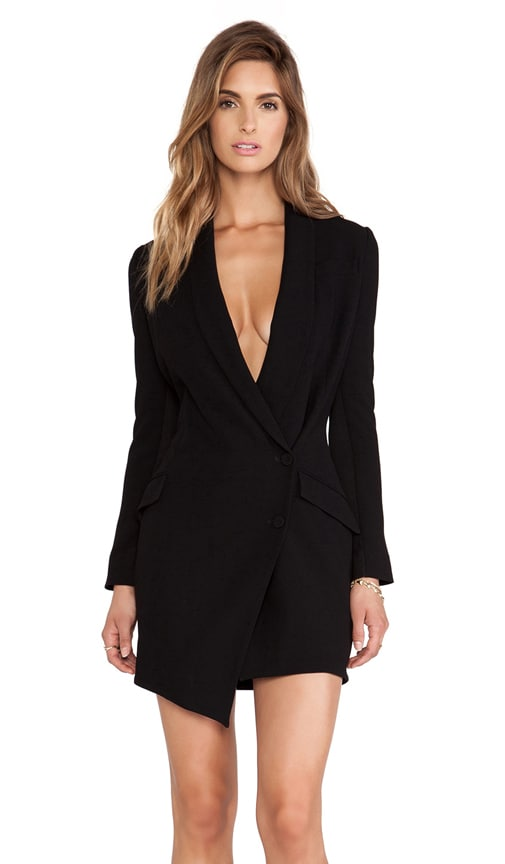 Tux Dress