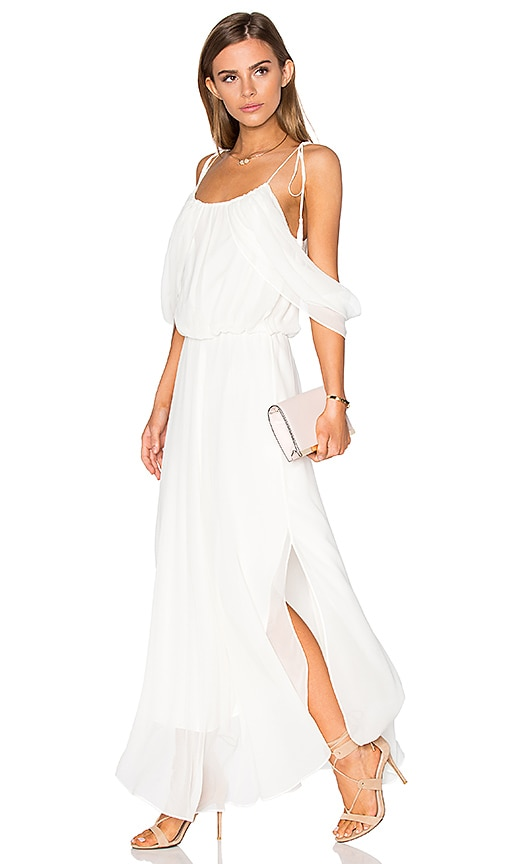 Haute Hippie The Hustle Dress in Ivory