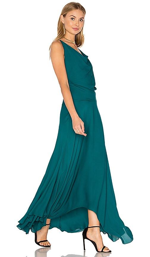 The Morton Cowl Dress
