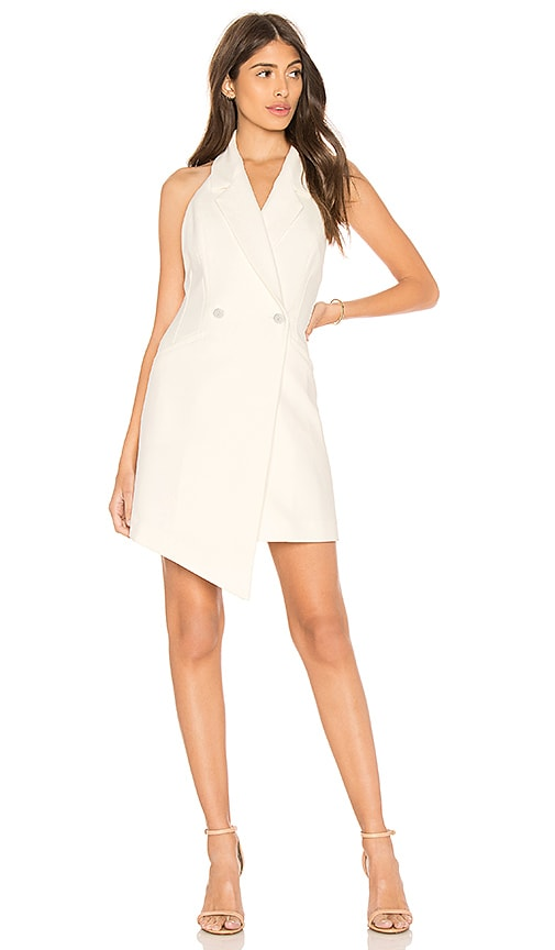 Haute Hippie Saddle Up Dress in Ivory