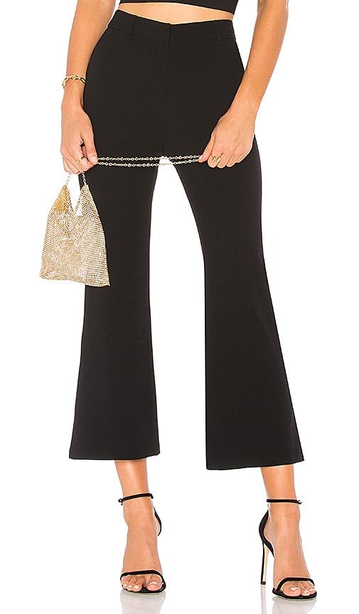 Haute Hippie Audrey Pant in Black