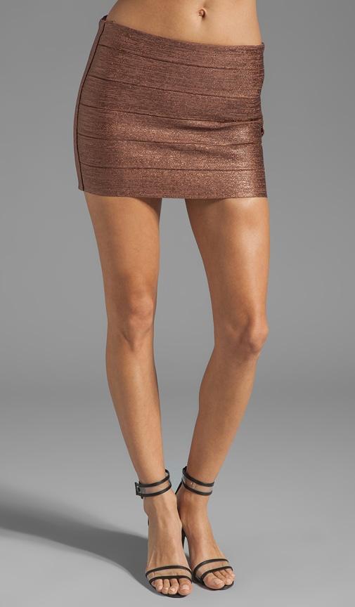 Bondage Mini Skirt