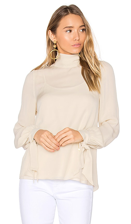 Haute Hippie Ladies And Gents Blouse in White