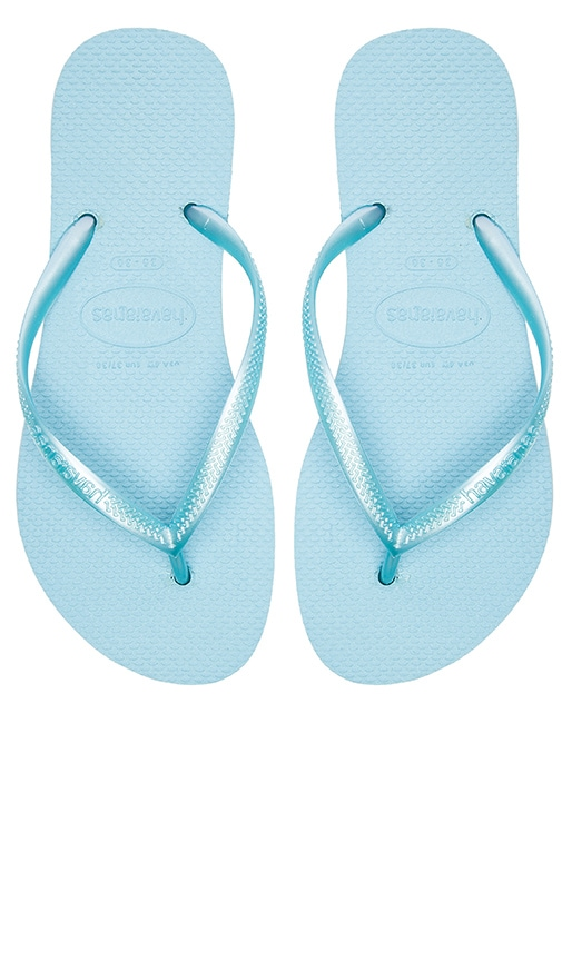 Havaianas Slm Flip Flop in Blue