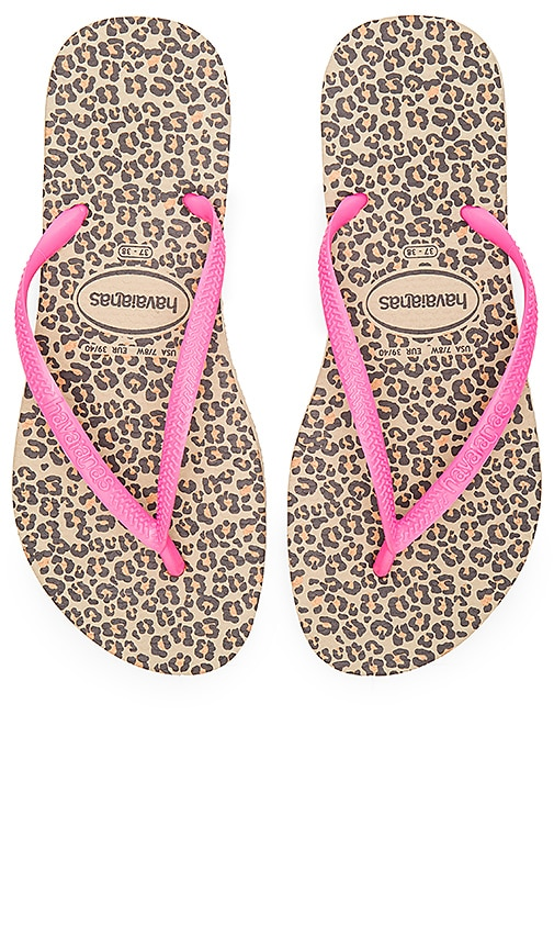 Slim Animals Flip Flop