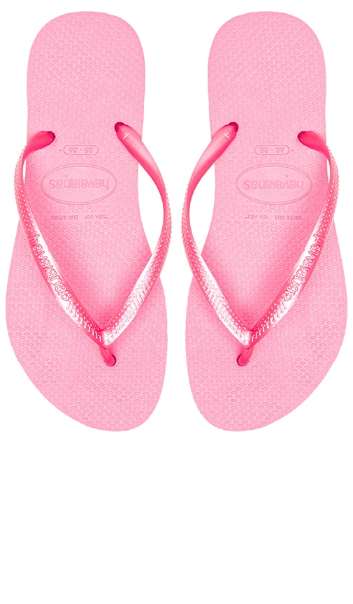 76b7a67ea Havaianas Slim Flip Flop in Shocking Pink