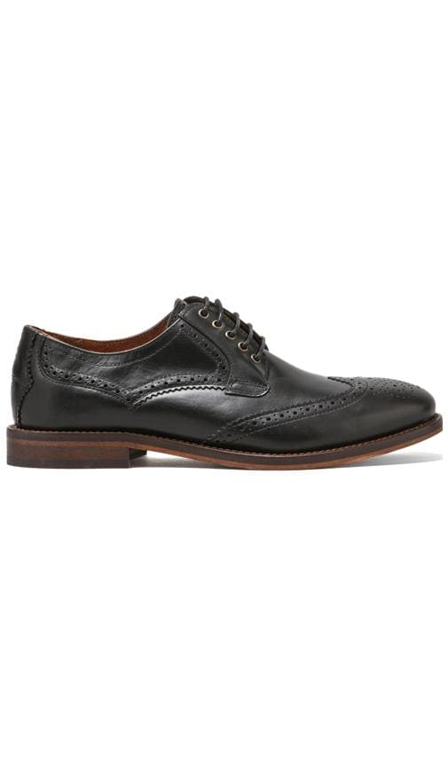 Haskin Lace Up Wing Tip