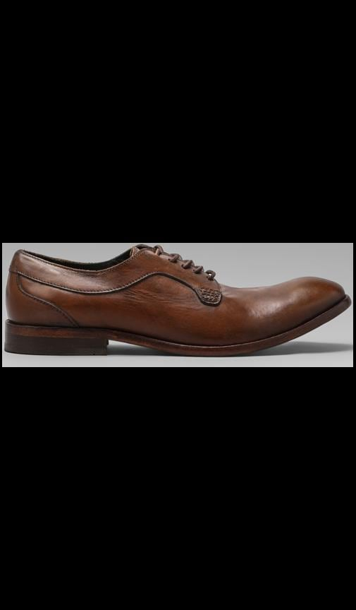 Gould Leather Oxford