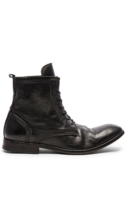 H by Hudson Swathmore Boot in Black