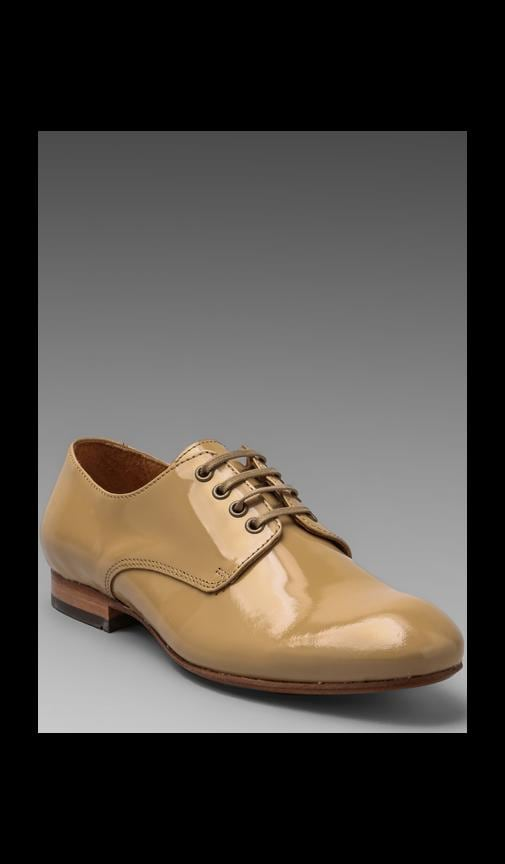 Lincoln Patent Oxfords