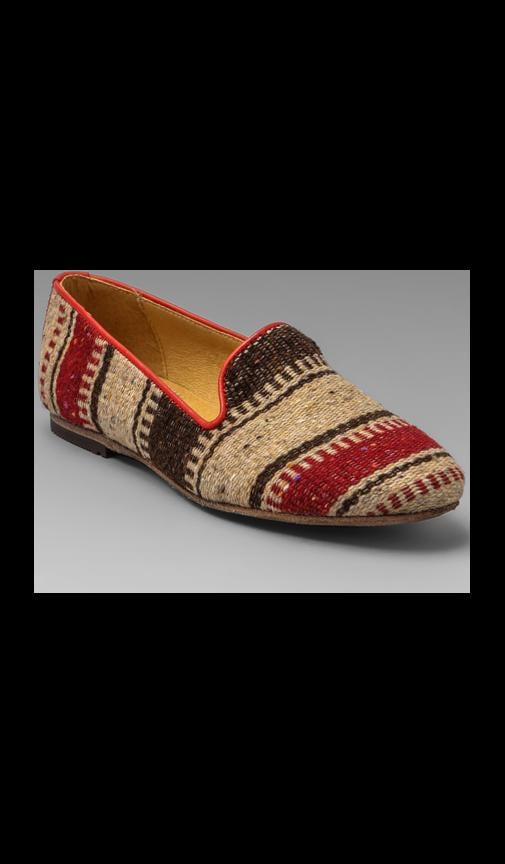 Bolero Fabric Loafer