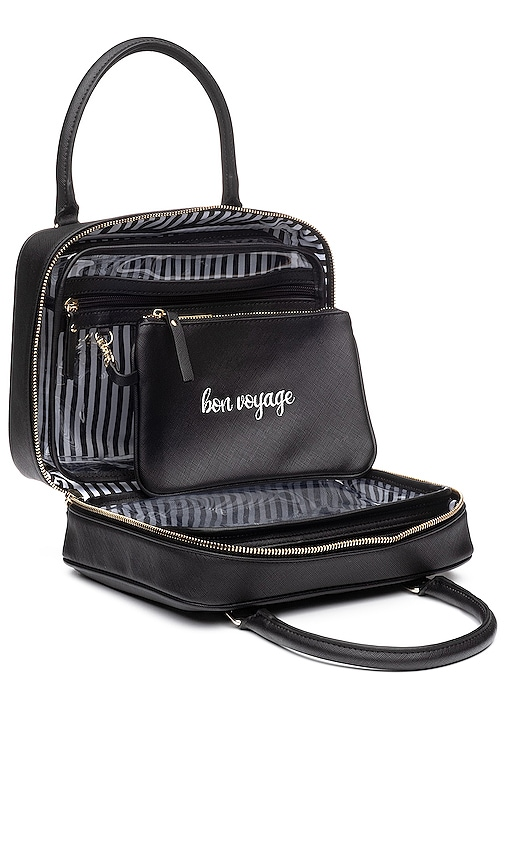 Preto Voyager Toiletry Bag
